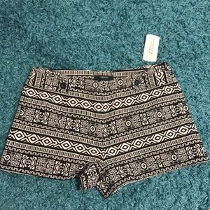 Never worn high waisted shorts from Forever21